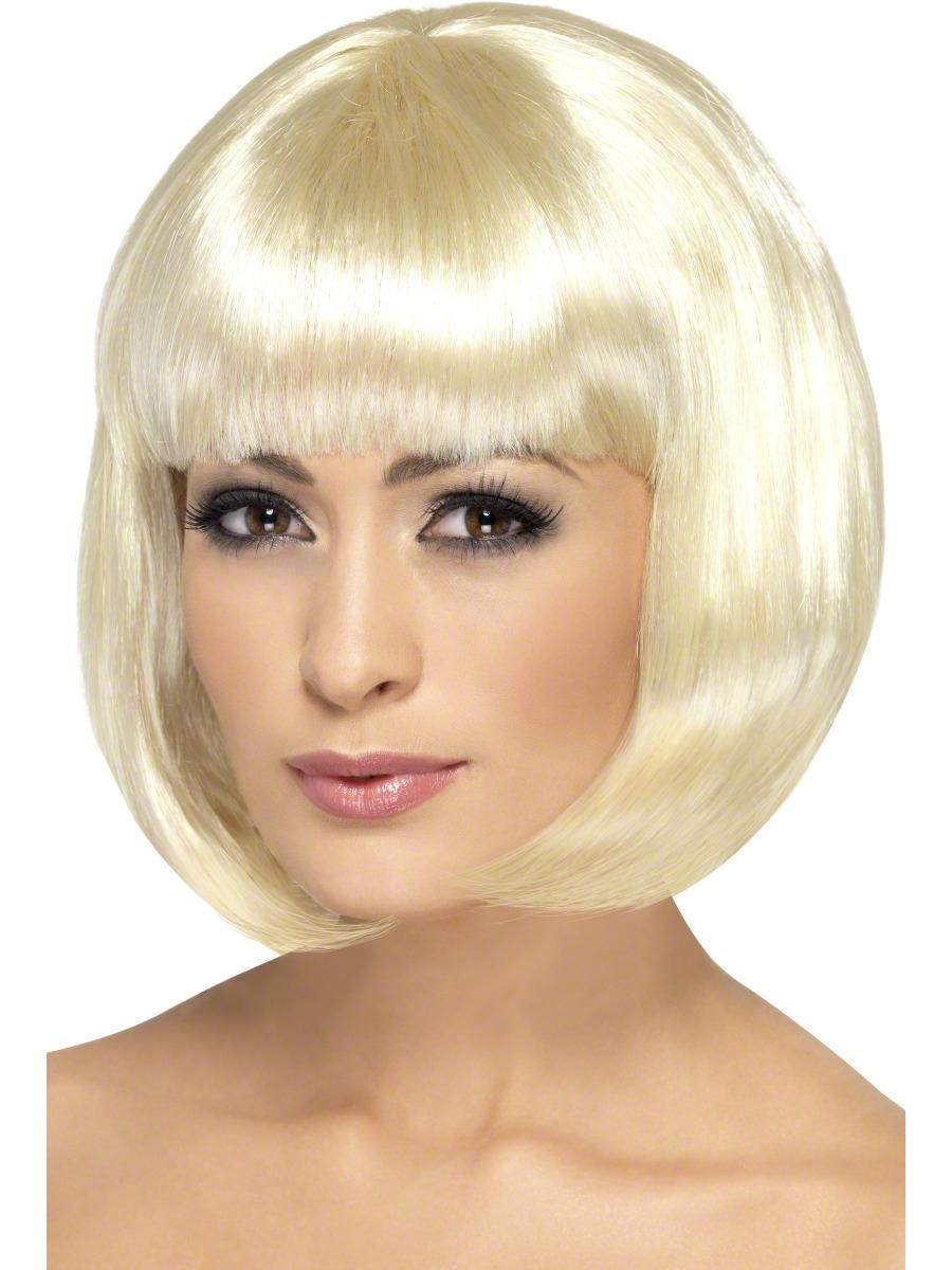 Perruque Glamour Ladies Lumière Blonde perruque de Partyrama