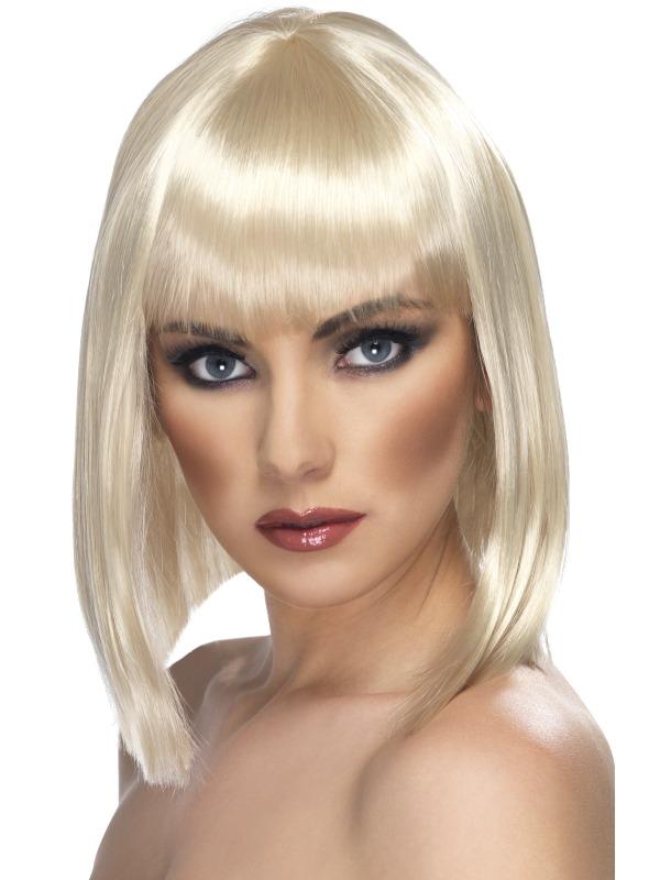 Perruque Glamour Ladies Blonde perruque Glam