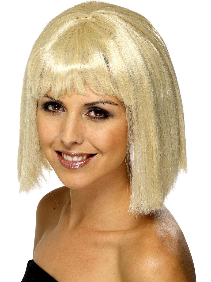 Perruque Glamour Ladies Coquette perruque Blonde