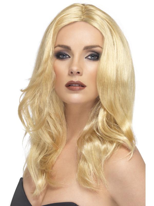 Perruque Glamour Ladies Superstar perruque Blonde