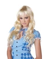 Perruque Blonde coquette Perruque Glamour Ladies