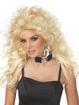 Perruque modèle de couverture Perruque Glamour Ladies