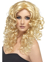 Blonde perruque glamour Perruque Glamour Ladies