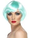 Perruque Glamour Ladies Babe perruque Aqua