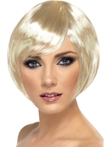 Bob Babe perruque Blonde Perruque Glamour Ladies