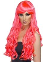 Désir perruque Fuchsia Perruque Glamour Ladies