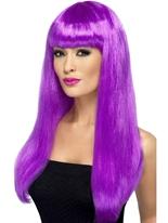 Purple perruque Babelicious Perruque Glamour Ladies