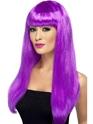 Perruque Glamour Ladies Purple perruque Babelicious
