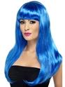 Perruque Glamour Ladies Bleu Babelicious perruque