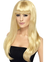 Perruque blonde de Babelicious Perruque Glamour Ladies