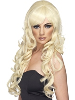 Cheryl Wig Blonde Perruque Glamour Ladies