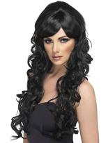Perruque Cheryl noir Perruque Glamour Ladies