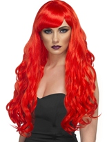 Désir perruque rouge Perruque Glamour Ladies