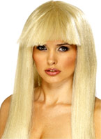 Chasseur perruque Blonde Perruque Glamour Ladies