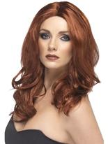 Superstar perruque Auburn Perruque Glamour Ladies