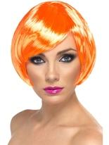 Corail de feu Bob Babe perruque Perruque Glamour Ladies