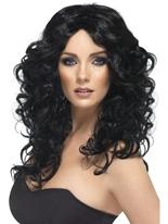 Black perruque glamour Perruque Glamour Ladies