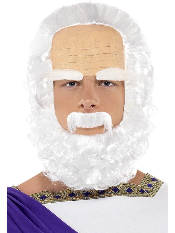 Perruques Homme Perruque de Socrate