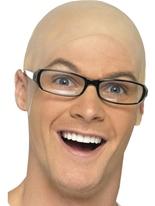 Tête de peau chauve Perruques Homme