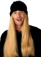 Perruque Blonde slacker Perruques Homme