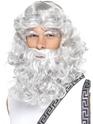Perruques Homme Barbe et perruque de Zeus
